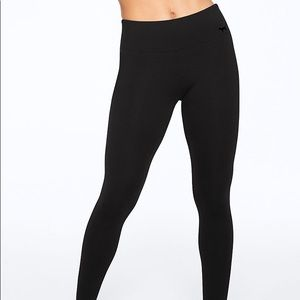 Victoria's Secret PINK black leggings Small